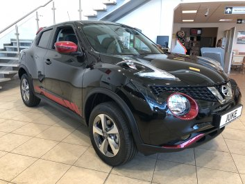 NISSAN Juke N-Connecta N-DESIGN  R.