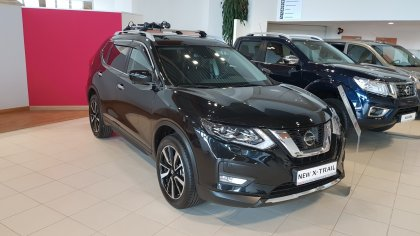 NISSAN X-Trail Zamów on-line! N-Connecta + P. Premium   2019R.