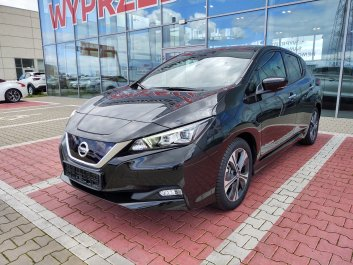 NISSAN Leaf N-Connecta + LED   2019R.
