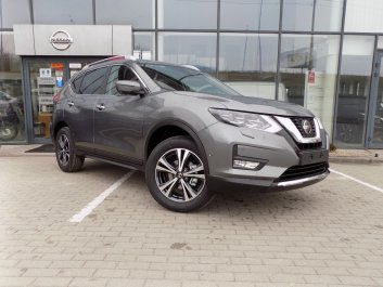 NISSAN X-Trail N-Connecta + Pakiet Premium + DCT   2021R.