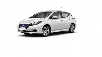 NISSAN Leaf Visia + Multimedia   2020R.